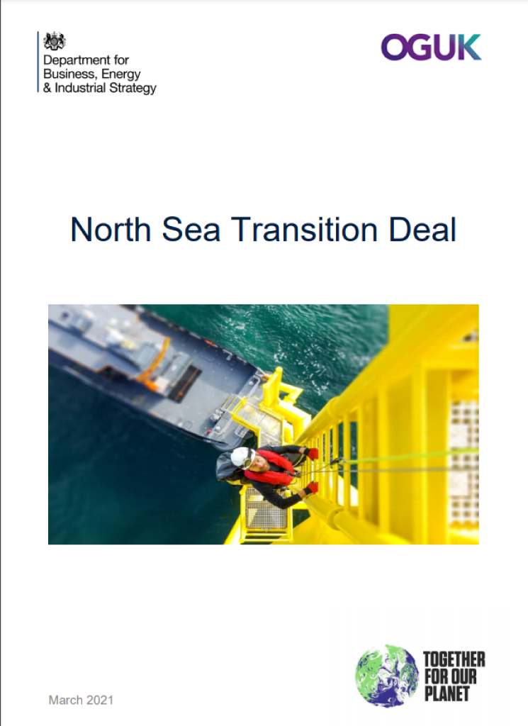 North Sea Transition Deal