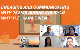 Webinar Video: Engaging and Communicating with Teams during COVID-19