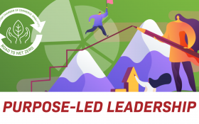 Purpose-led Leadership