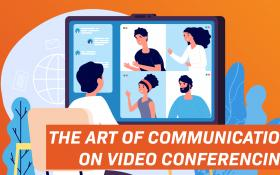 The Art of Communication on Video Conferencing Masterclass Webinar Video