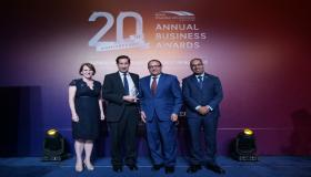8Build wins for 'Enhancing the Journey' at the 20th Anniversary Annual Business Awards