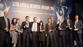 15th Annual Business Awards Highlights