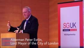The City of London's Ambitions in Asia ft Lord Mayor Alderman Peter Estlin