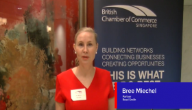 Thoughts on energy transition, Bree Miechel, Partner, Reed Smith
