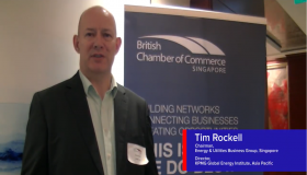 Thoughts on energy transition, Tim Rockell, Director, KPMG Global Energy Institute