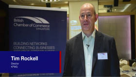 What does digital transformation in a new energies environment mean for you? Tim Rockell, Director, KPMG Global Energy Institute