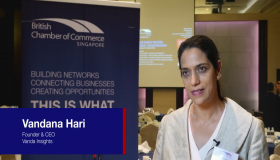 What does digital transformation in a new energies environment mean for you? Vandana Hari, Founder & CEO, Vanda Insights
