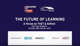 The Future of Learning - A Forum on TVET & EdTech