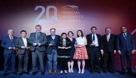 20th Anniversary Annual Business Awards Highlights