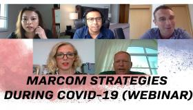 Marketing & Communications Strategies During COVID-19