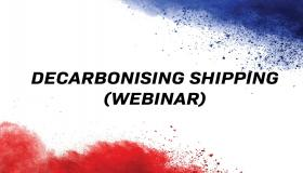 Decarbonising Shipping
