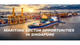 Maritime Sector Opportunities in Singapore