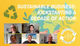 Sustainable Business Kickstarting a Decade of Action