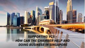 Supporting VCs – How Can The Chamber Help And Doing Business In Singapore